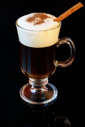 Classic Irish Coffee Recipe | St. Patrick's Day | Pinterest