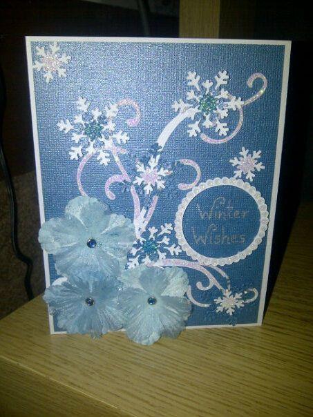 Handmade christmas cards card ideas pinterest for Handmade christmas cards pinterest