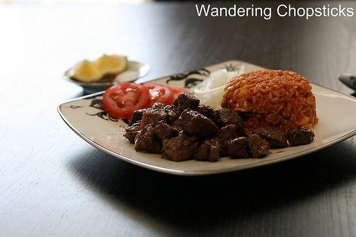 Bo Luc Lac (Vietnamese Shaking Beef) | Vietnamese | Pinterest