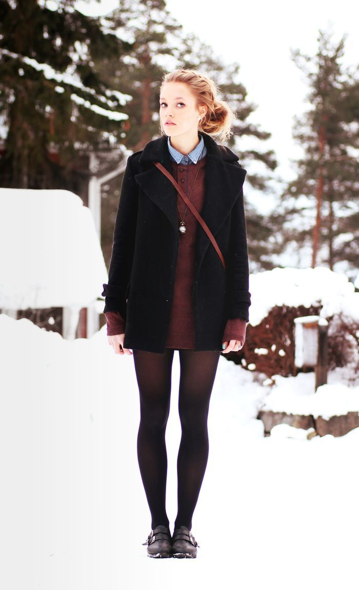 Preppy Winter Style The Closet Of All Desires Pinterest
