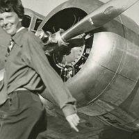 what happened to amelia earhart research paper