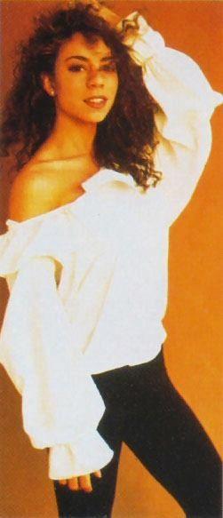 mariah carey 90s | Mariah Carey...#POW | Pinterest