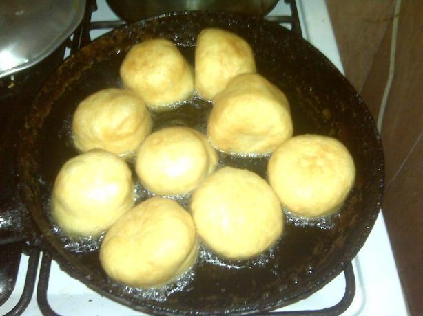 Jamaican Fried Dumplings from Food.com: Yummy fried dough. Not sweet!