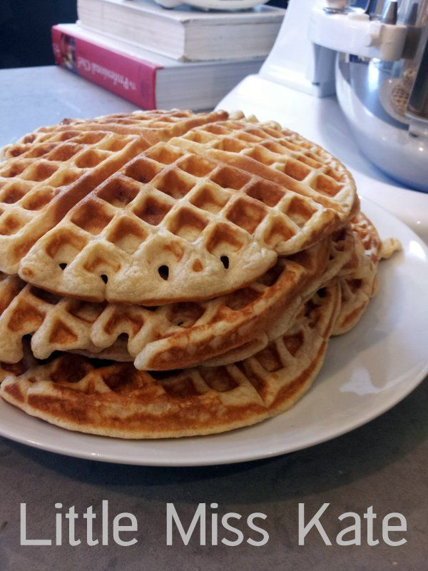 Bacon Waffles mmmm | Recipes | Pinterest