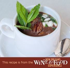 """""""Turtle Soup"""". A brand new twist on a 200-year-old Louisiana classi..."""