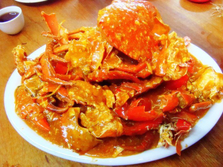 chili crab | Great ideas for dinner | Pinterest