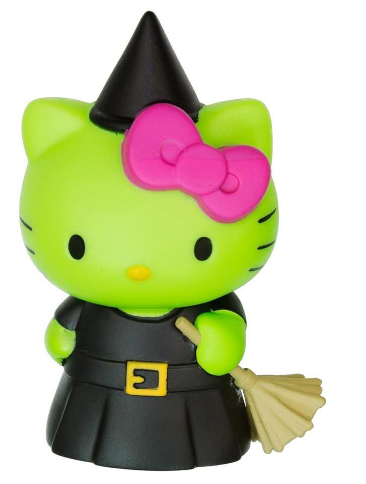 hello kitty halloween a imprimer