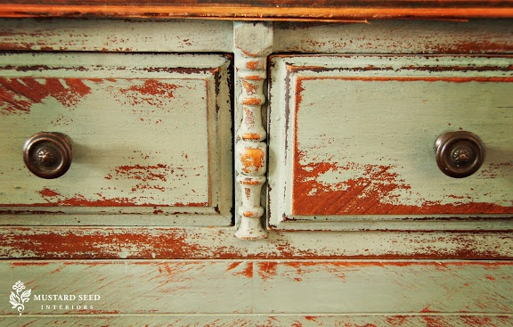 Breakdown On Finishes: Milk Paint Vs. Chalk Paint