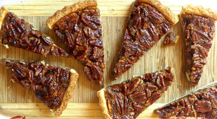 Maple Pecan Pie | Baking | Pinterest