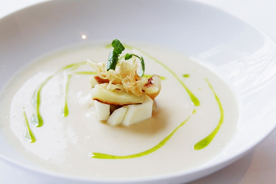 pear and parsnip soup soup chick parsnip pear and maple soup with