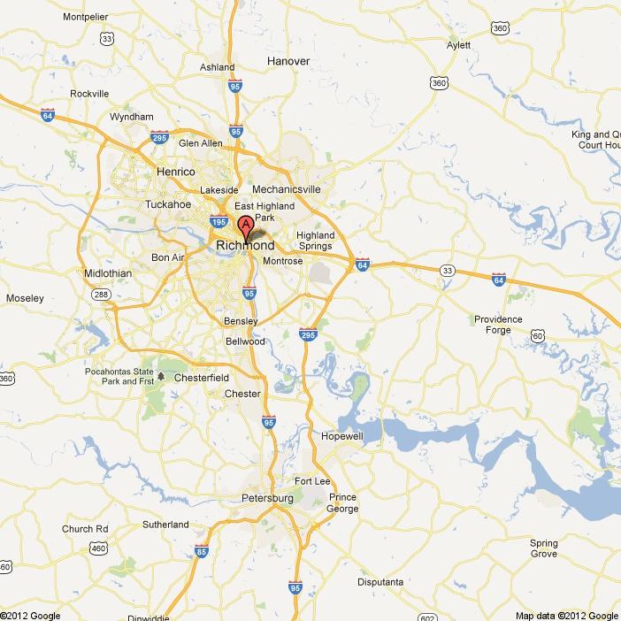 Richmond Va  Google Maps  My City  Pinterest