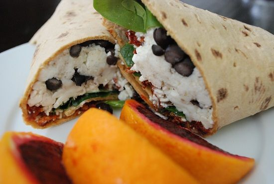 Breakfast Burrito Recipe - 6 Points + - LaaLoosh