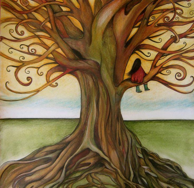 Дерево Клаудиа Трамбле