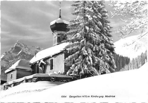 Gargellen Austria  city photos gallery : church, Gargellen, Austria | Home sweet home Austria Österreich | P ...