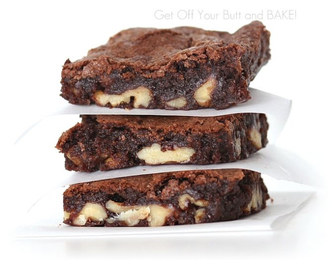 BROWN BUTTER BROWNIES - Deemed, by Bon Appetit's Editor, as the best ...