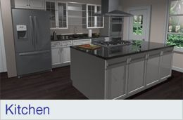 Virtual Room Designer Kitchen Pinterest
