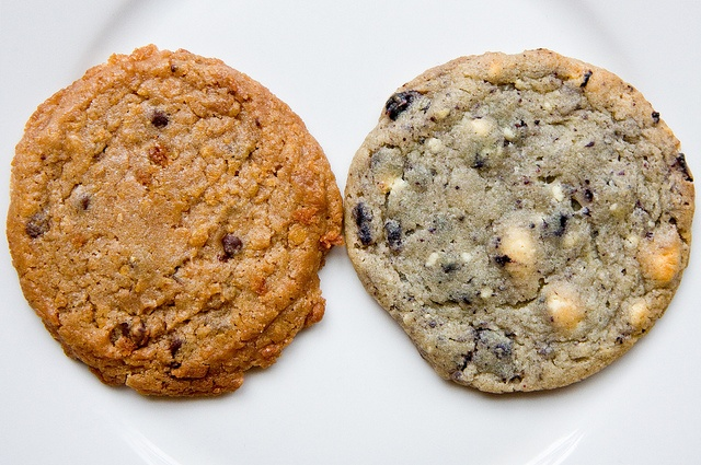 ... cookie and blueberry and cream cookie, Momofuku Milk Bar by gsz, via