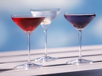 Verry Berry Cosmo - Acai-blueberry vodka, chambord (black raspberry ...