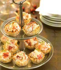 Mini Lobster Cups   Culinary   Pinterest