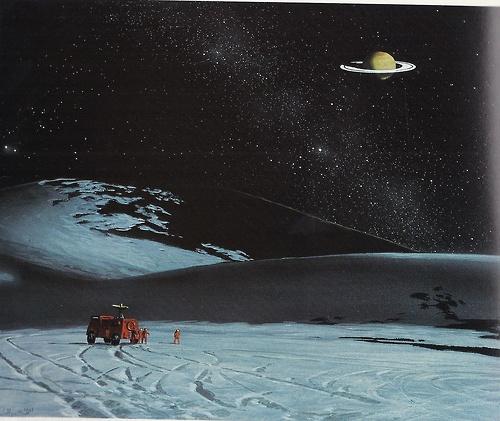 astronauts on saturn - photo #12