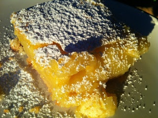The Gingered Whisk: Lemon Bars | Food | Pinterest
