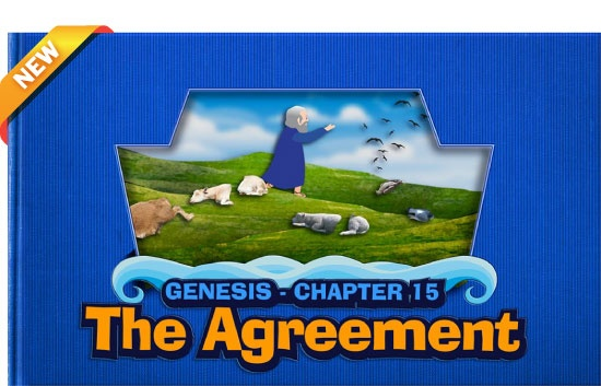 Genesis Chapter 15 The Agreement Bible Storybooks