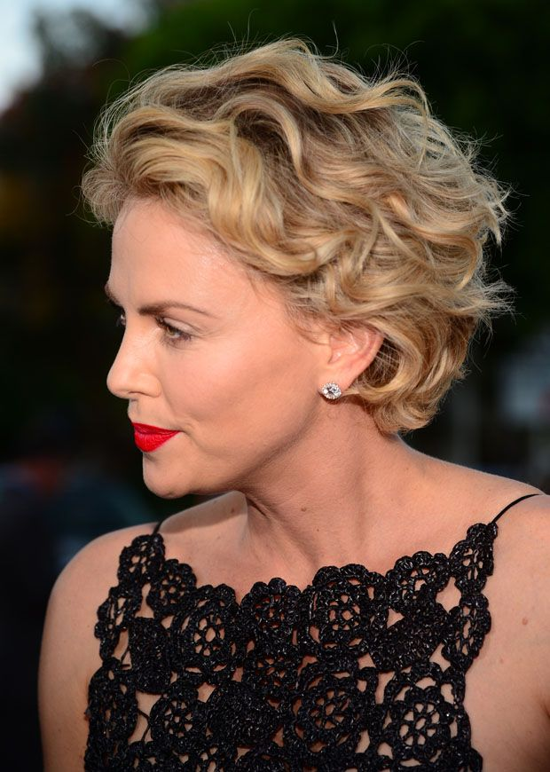 Charlize Theron - 'A Million Ways To Die In The West' LA Premiere