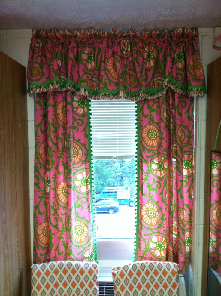 Floor To Ceiling Curtains Decor Crafts Projects College Life