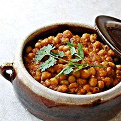 Chana Masala (Chickpeas Curry) | Vegetarian Recipes | Pinterest