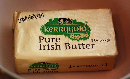 cultured butter from grass fed cows yum cultured butter from grass fed ...