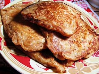 Peanut Butter and Cheese Pancakes | nom, etc. | Pinterest
