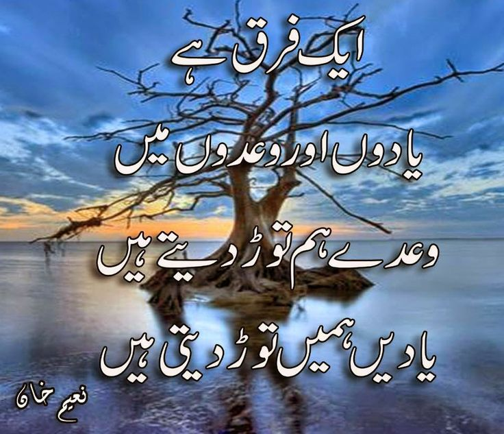 Best Urdu Poetry Collection: Yadeen