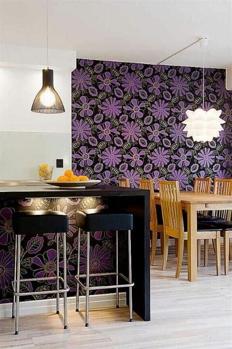 Violeta para la cocina decoraciones pinterest - Decoraciones para cocinas ...