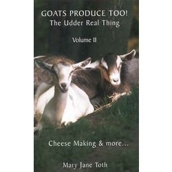 Complete guide to the many different uses of goat's milk. Find out how to pasteurize, freeze or can goat's milk. Learn to make butter, cheese, yogurt, desserts and soap. Lots of recipes, tips, and information