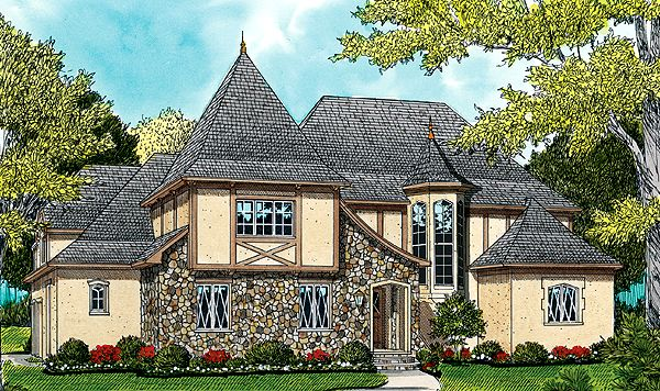 Tudor house plans car interior design for French tudor house plans