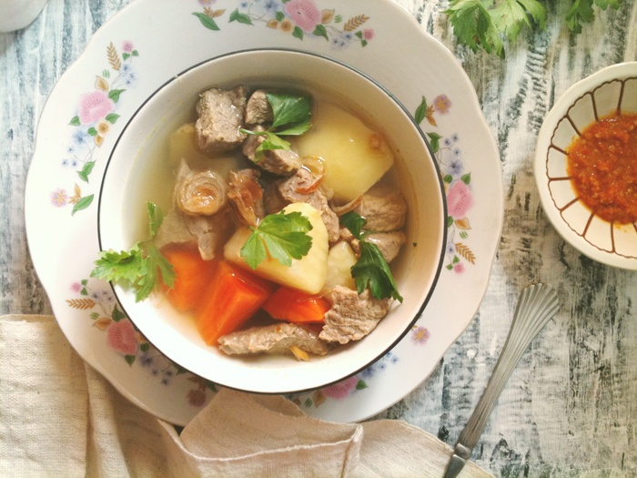 Vietnamese Soup In A Teapot Recipe — Dishmaps