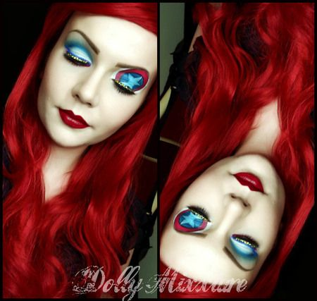 Captain America | Hair Make-Up Beauty U0026 Style | Pinterest