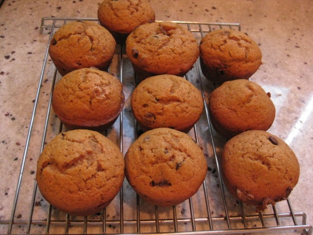 pumpkin butterscotch muffins | Recipes - Muffins | Pinterest