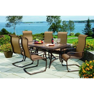 Patio Table And Chairs Bjs Garden Pinterest