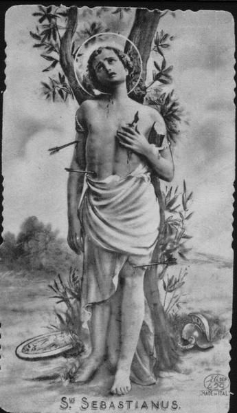 saint sebastian St sebastian was born at narbonne, in gaul, but his parents were of milan, in italy, and he was brought up in that city he was a fervent servant of christ.