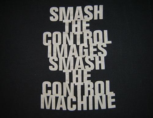 smash the images smash the machine