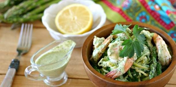Shrimp In Green Sauce from www.everydaymaven.com Sub scallops