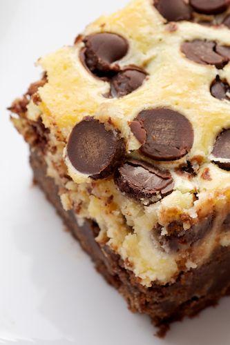 Black Bottom Brownies....