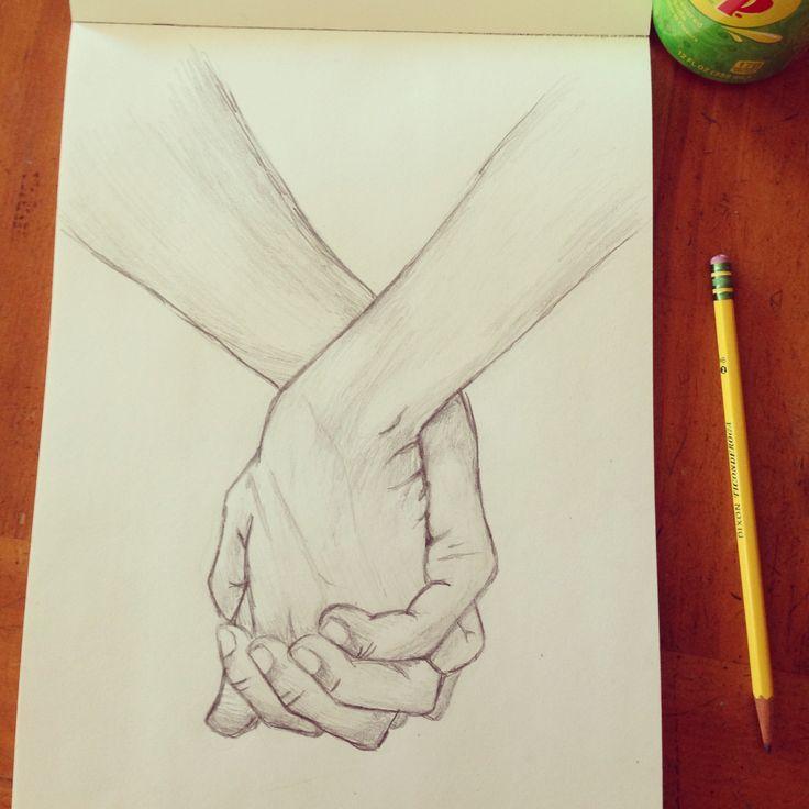 Holding Hands Sketch Hold my hand  sketchHolding Hands Love Sketch