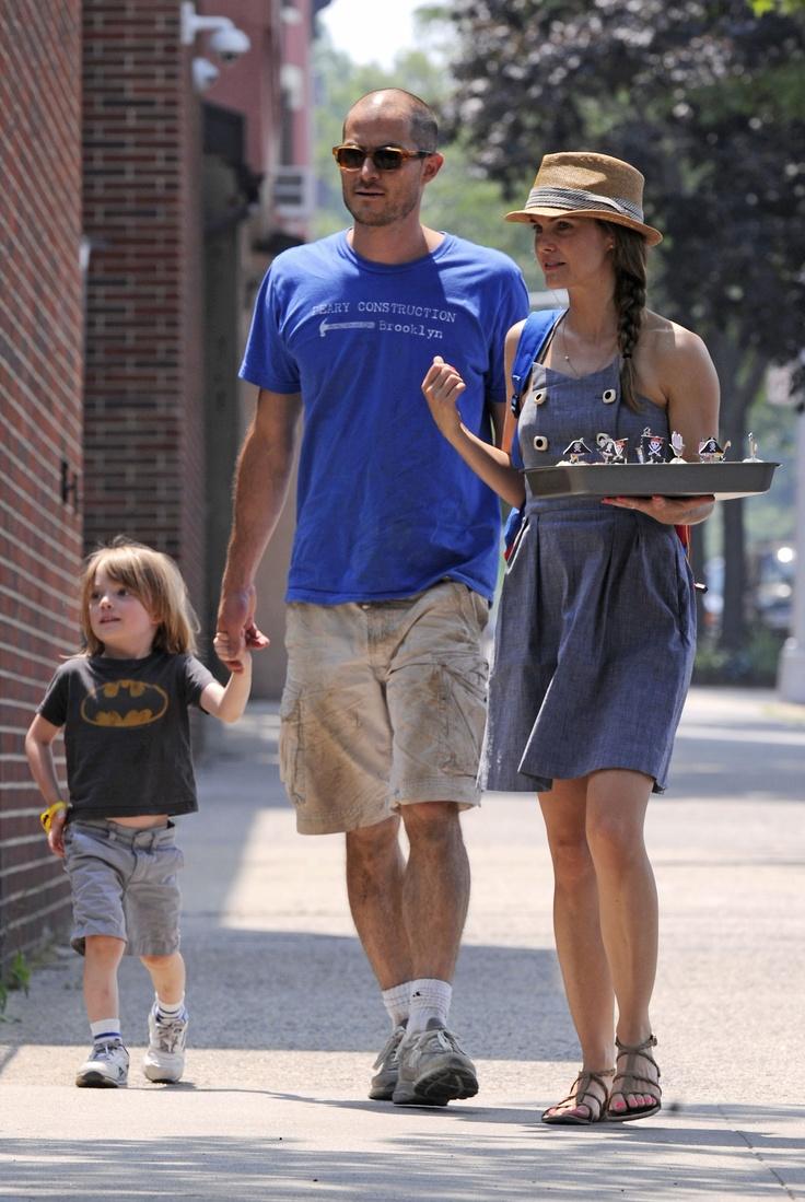 keri russell & family | The family.. | Pinterest