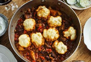 Hungarian Beef Goulash with Paprika and Dumplings Recipe Read more ...