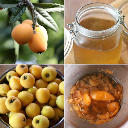 Loquat Bourbon Smash Recipes — Dishmaps