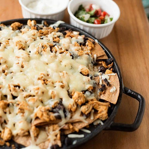 have black beans and lean ground turkey giving them tons of fiber and ...