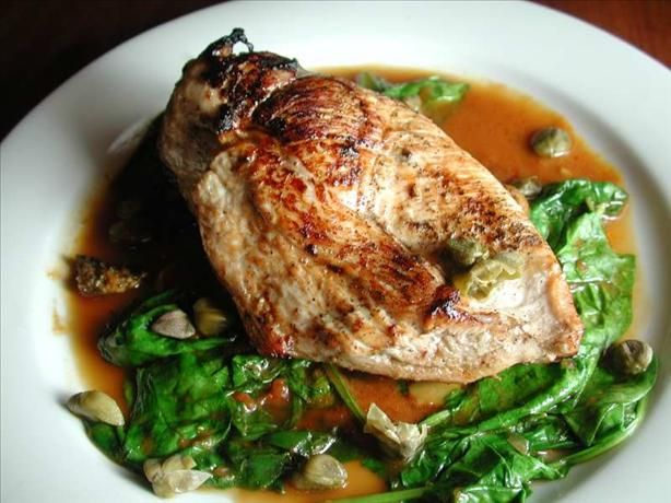 Mediterranean Chicken. Photo by Chef floWer