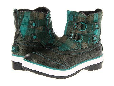 ugg wilshire logo rain boots